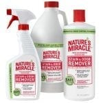 Nature's Miracle stain & odor remover available in 3 sizes at our Allentown, PA doggy day care